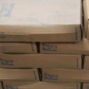 Cartons de 19kg